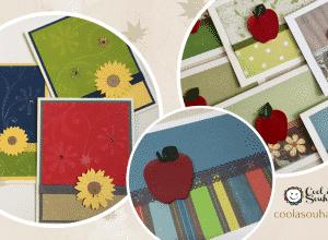 cartes d'automne faciles à fabriquer