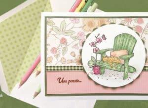 Crayons de couleur Prismacolor et Gamsol: technique de coloriage