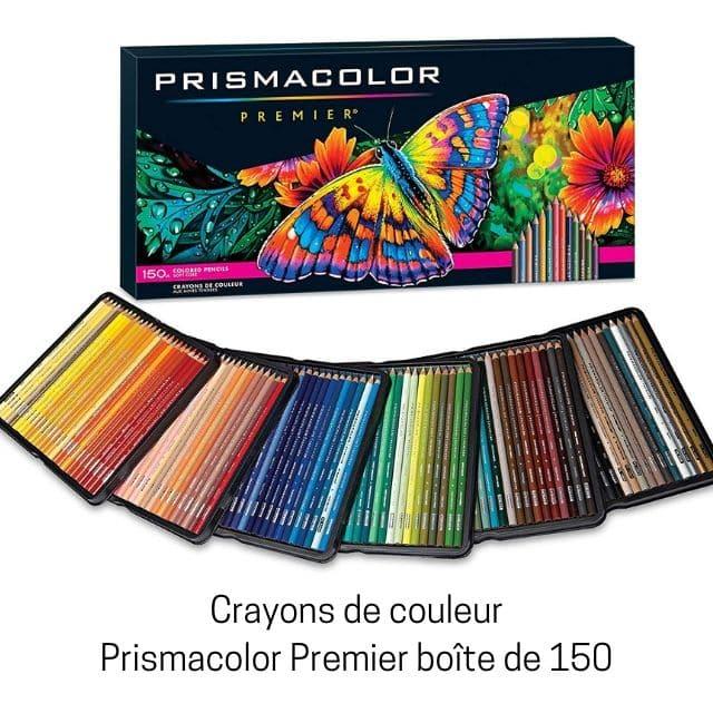 Crayons de couleur Prismacolor Premier 150
