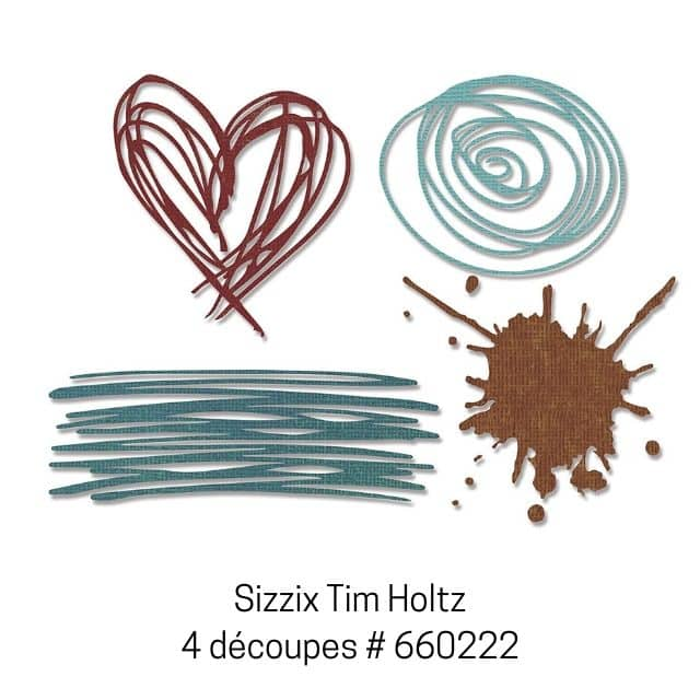 Sizzix, Tim Holtz dies # 660222