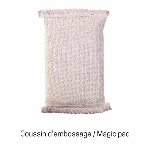 Coussin d'embossage / Magic Pad